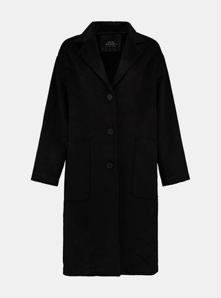 Černý lehký kabát Hailys