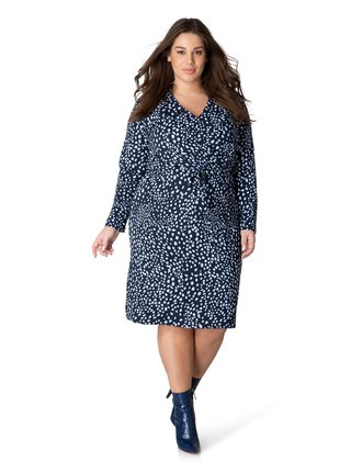 Yesta modré šaty Hania