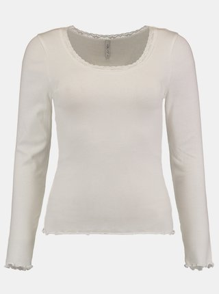 Bluze pentru femei Hailys - alb