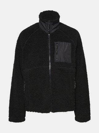 Černá zimní bunda Noisy May