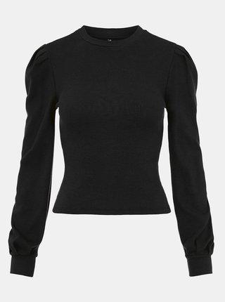Černé tričko Pieces