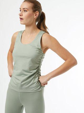 Topy a trička pre ženy Dorothy Perkins - svetlozelená
