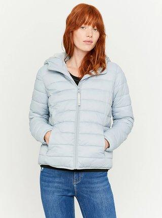 Zimné bundy pre ženy TALLY WEiJL - svetlomodrá