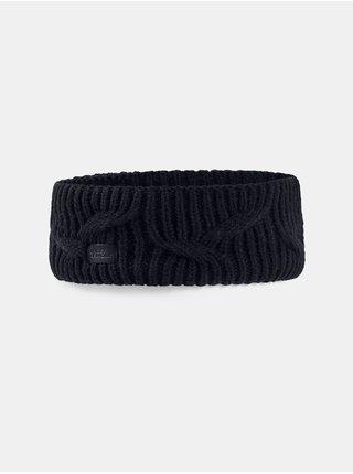 Čelenka Under Armour UA Around Town Headband-BLK