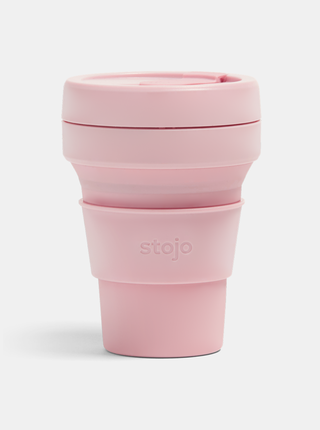 Baut si takeaway Stojo - roz deschis