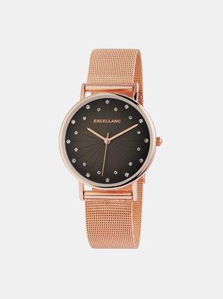 Ceasuri pentru femei Excellanc - roz auriu
