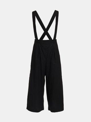 Černé dámské culottes kalhoty Bohemian Tailors