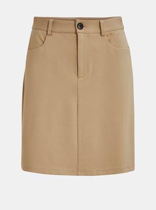 Béžová sukně .OBJECT