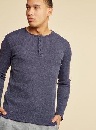 Tmavě modré pánské tričko ZOOT Baseline Peppi