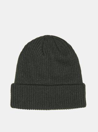 Tmavozelená čiapka ONLY