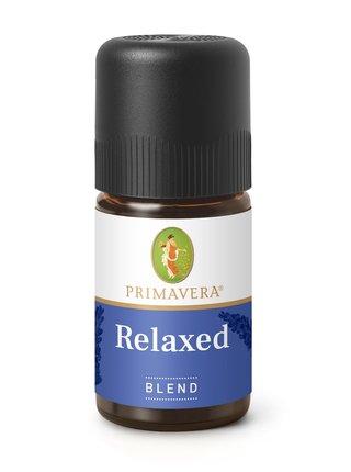 Primavera Vonná směs éterických olejů Relaxed Bio 5 ml