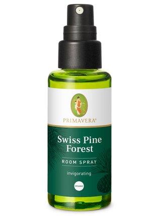 Primavera Aroma sprej Švýcarský borový les Bio 50 ml