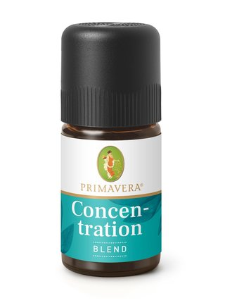 Primavera Vonná směs éterických olejů Concentration Bio 5 ml