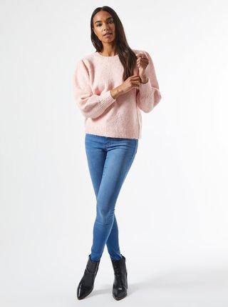 Ružový sveter Dorothy Perkins