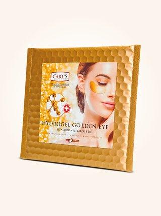 Hydrogelová zlatá oční maska CARL'S 3 g