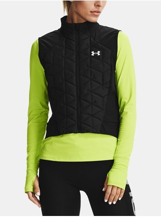 Černá vesta Under Armour CG Reactor Run Vest