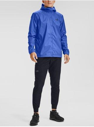 Modrá bunda Under Armour UA Forefront Rain Jacket