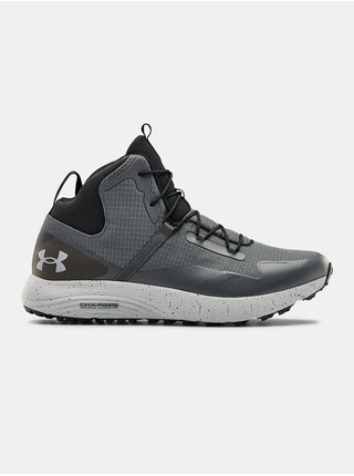 Šedé boty Under Armour UA Charged Bandit Trek