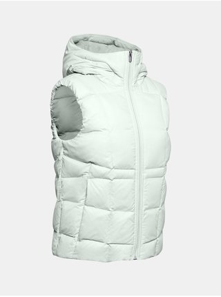 Bílá vesta Under Armour UA Armour Down Vest