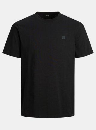Černé tričko Jack & Jones