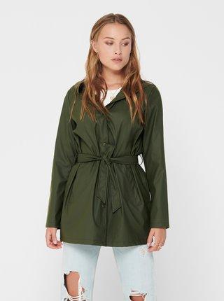 Jachete impermeabile si pelerine de ploaie pentru femei Jacqueline de Yong - kaki