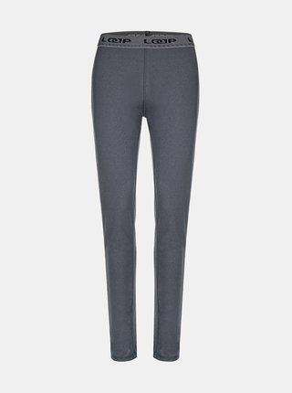 Šedé dámské termo kalhoty LOAP