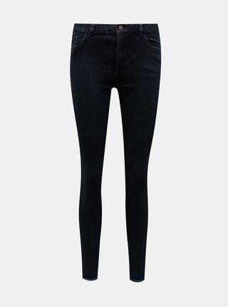 Tmavě modré skinny fit džíny Dorothy Perkins
