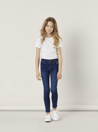 Modré holčičí džíny name it