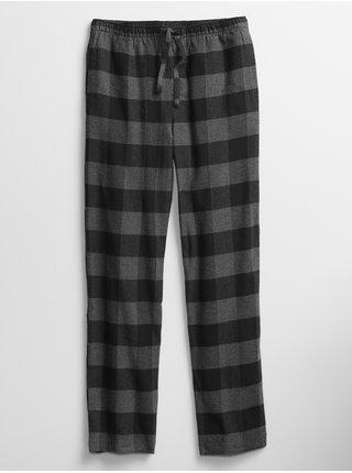 Šedé pánské pyžamové kalhoty GAP