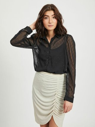 Camasi pentru femei VILA - negru