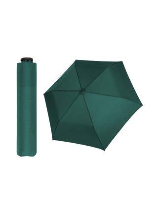 Doppler Zero99 zelený ultralehký skládací mini deštník - Zelená