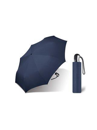 ESPRIT Sailor Blue plně automatický skládací deštník - Modrá