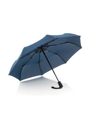 Doppler Magic FLIPBACK modrý unikátní pánský plně automatický deštník - Modrá