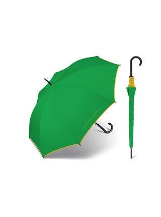 United Colors of Benetton Long AC Green - Zelená
