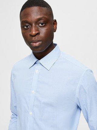Světle modrá košile Selected Homme
