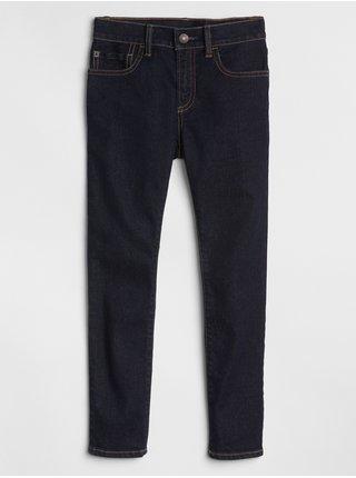 Tmavě modré klučičí džíny GAP Straight
