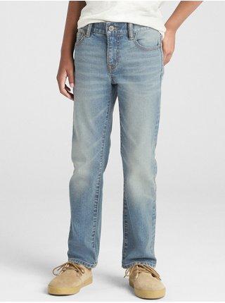Modré klučičí džíny GAP Straight