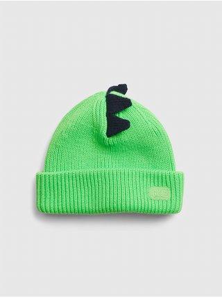 Zelená klučičí čepice GAP