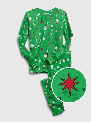 Zelené klučičí pyžamo GAP