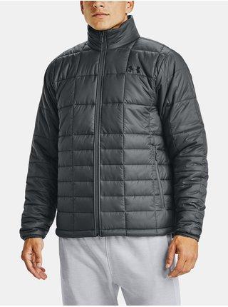Šedá bunda Under Armour Insulated Jacket