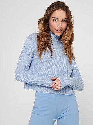 Svetlomodrý sveter Jacqueline de Yong Kim