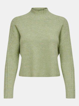 Svetlozelený sveter Jacqueline de Yong Kim