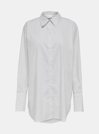 Bílá volná košile Jacqueline de Yong Mio