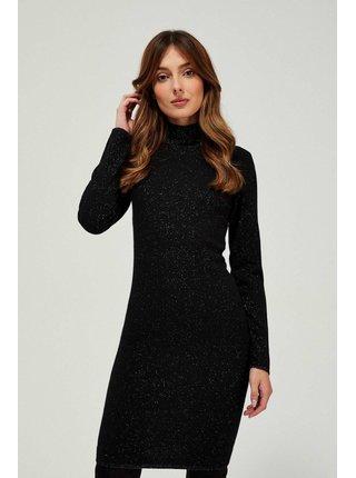 Moodo čierne šaty