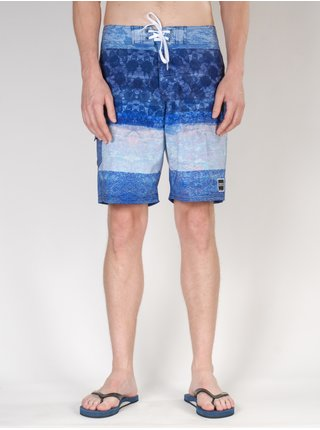 Ezekiel Lagoon BLU pánské kraťasové plavky - modrá