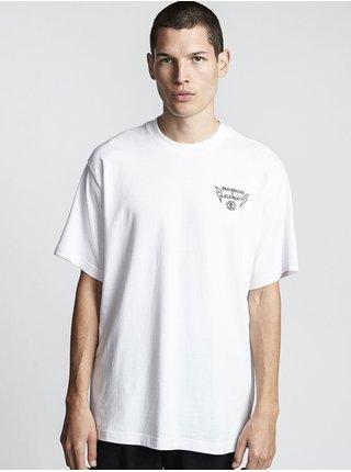 Element BOLT LOCK OPTIC WHITE pánské triko s krátkým rukávem - bílá