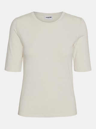 Tricouri pentru femei Noisy May - maro