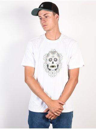 Element CATACLYSM OPTIC WHITE pánské triko s krátkým rukávem - bílá