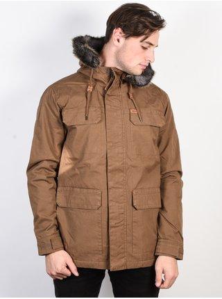 Globe Goodstock Thermal Pa HAZEL zimní pánská bunda - hnědá
