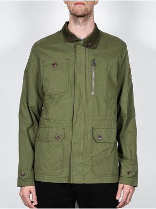 Element BALDWIN SURPLUS podzimní bunda pro muže - zelená